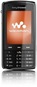Sony Ericsson W960: 8 Гб памяти, 3,2-Мп камера и Wi-Fi