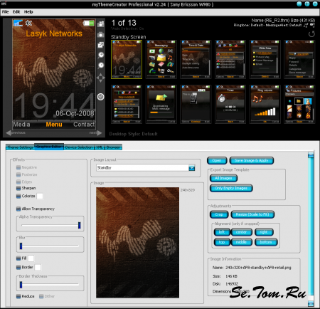 My Theme Creator 2.24