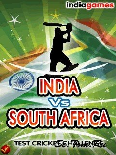 India vs South Africa Test Cricket Challenge