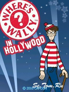 Where is Wally?: In Hollywood
