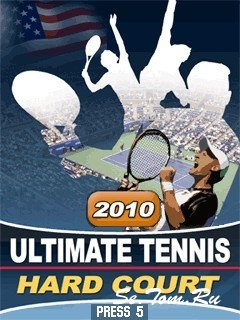 2010 Ultimate Tennis: Hard Court